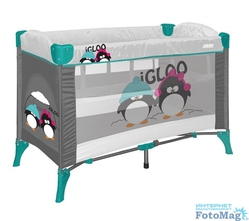 Bertoni Just4kids Arena 2L (grey green igloo)
