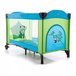 Кровать-манеж Bambi M 1705 Зелено-голубой