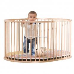 Манеж-кроватка Geuther Baby-Parc
