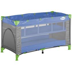 Кровать-манеж Bertoni Zippy 2 Layer Gray&Blue