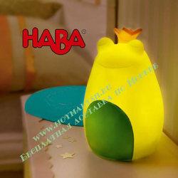 Светильник настольный Лягушонок король Haba 7439 NEW!